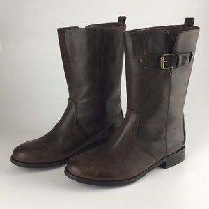 J. Crew Billie Short Buckle Boots NWT